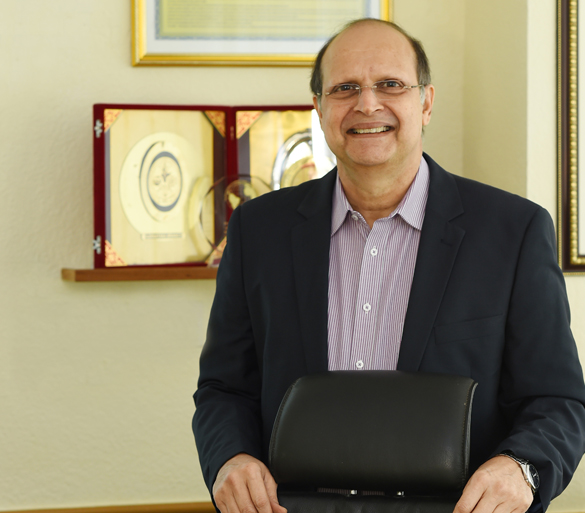Mr PNC MENON - Chairman & Founder of Sobha Group